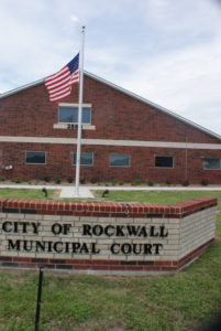 Speeding Ticket Lawyer Rockwall